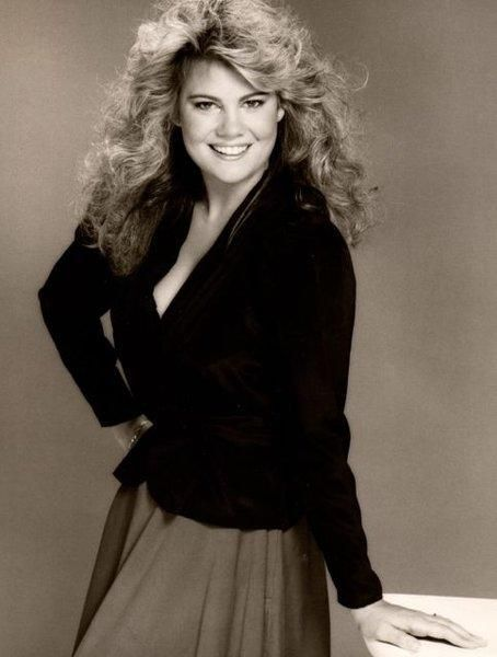 Lisa Whelchel as Blair Warner in The Facts of Life #80s