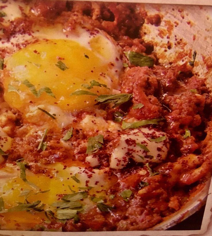 Κιμάς με αυγά (3μονάδες)