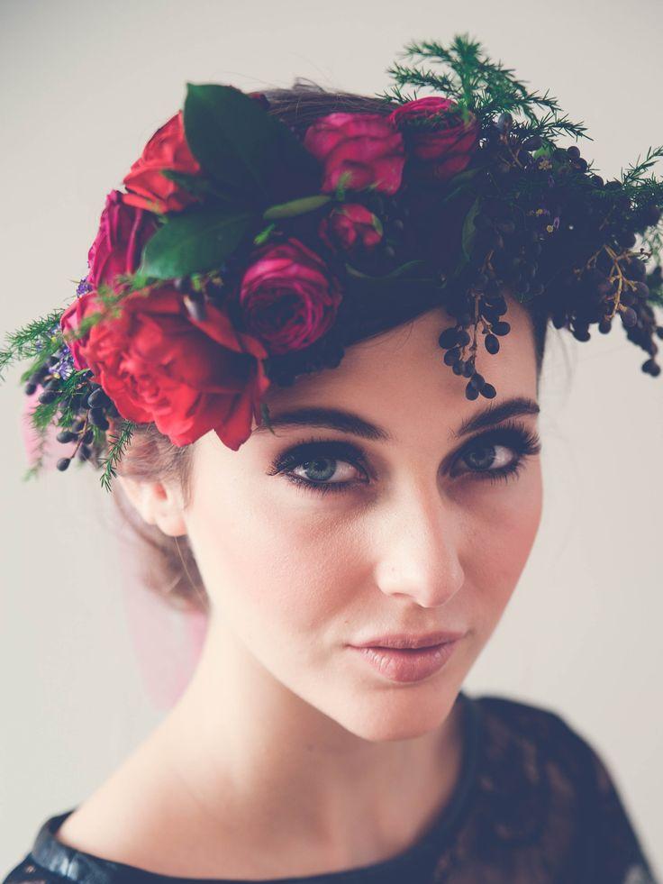 When Freddie Met Lily Formal Photoshoot 2015 #WFML #colourful #formal #wedding #headpiece #flowercrown #francescasflowers