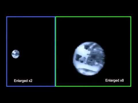 La rotation de la Lune autour de la Terre filmée pour la première fois