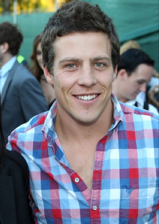 Steve Peacocke ..  Brax s... Home and Away