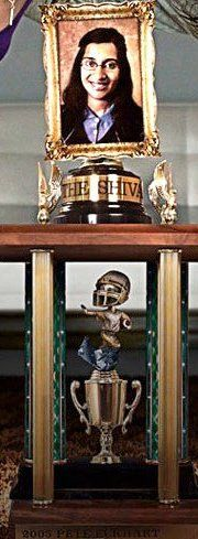 The Shiva Bowl
