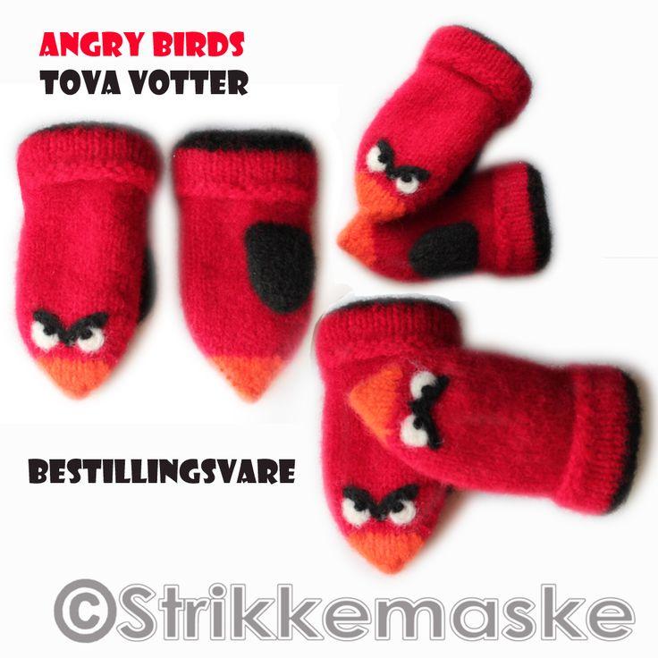 Angry birds tova votter