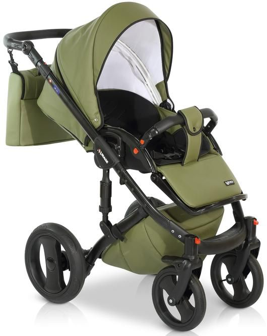 MIRAGE Eco Premium   Bello Babies Pushchair Complete Travel System With  Carrycot, Stroller And Car