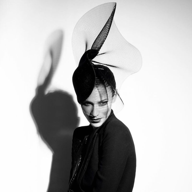 "2,335 Likes, 30 Comments - Philip Treacy (@philiptreacy) on Instagram: ""Photograph by Philippe Kerlo."""