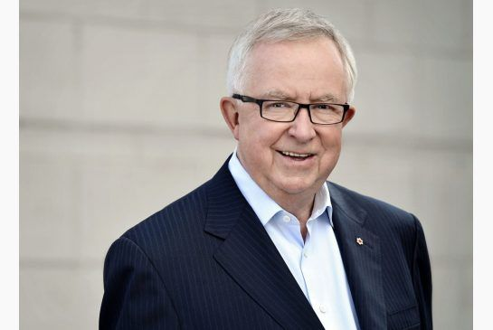 In his new book, former prime minister Joe Clark describes Canada's declining standing on the world stage.