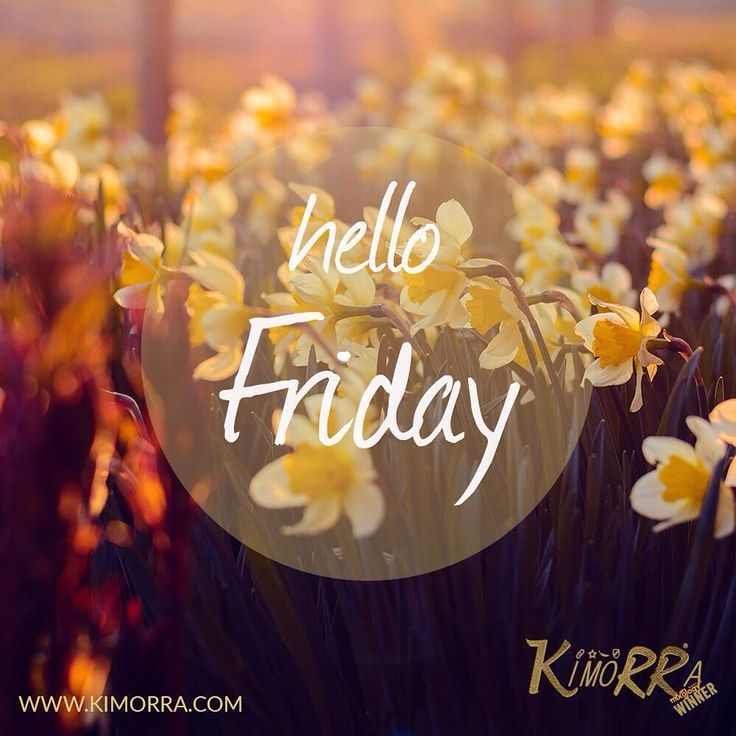 Well hello Friday! It's nearly the weekend and it's spring, two reasons to smile. What do you have planned for the weekend, shopping,…