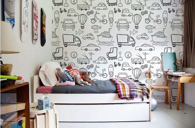 Обои-раскраски - это отличное решение для помещений. Увлекательно, весело, необычно! Что может быть лучше? Такие обои можно раскрашивать красками, карандашами и фломастерами как обычную книгу-раскраску. Можно оклеить такими обоями одну стену, можно выделить определенный фрагмент, или даже сделать рамочку. Становитесь художниками в собственном доме, фантазируйте и развивайтесь!   #строители #поиск_строителей_украины