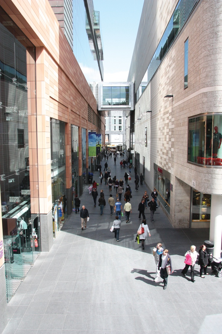 Fancy a bit of afternoon shopping- then head to Liverpool ONE