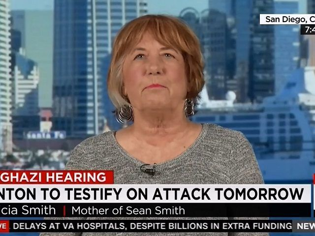 Mother of Benghazi Victim: Hillary's 'Lying,' Hearings Aren't 'Partisan,' My Son 'Didn't Expect To Live Till Morning'