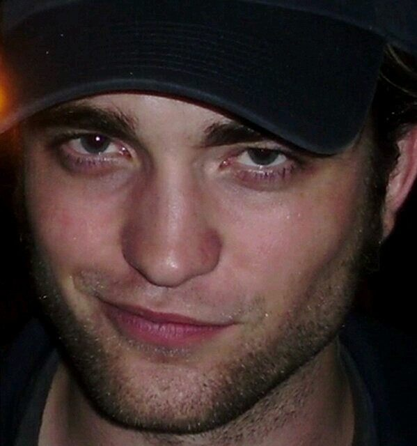 Cap and a yummy smirk!