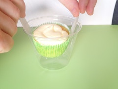 Cupcake lifters for when you package for bake sales. How else do you get the cupcake out of the cup?