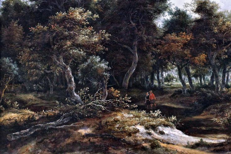 https://flic.kr/p/h7GsSB | IMG_5924A  Meindert Hobbema. 1638-1709. Entrée dans la forêt.  1665 | Meindert Hobbema. 1638-1709. Entrée dans la forêt.  1665  Francfort Städelmuseum.  Meindert Hobbema. From 1638 to 1709. Into the forest. 1665 Frankfurt Städelmuseum.