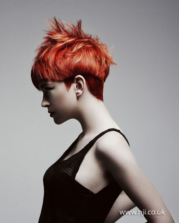 Nadege Faverais 2012 Southern Hairdresser of the Year Finalist