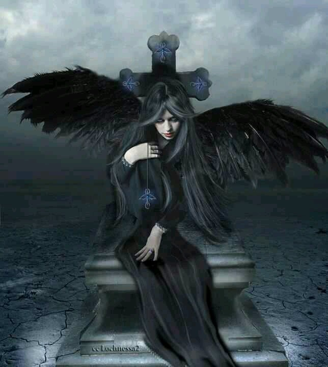 56 best images about dark angels on pinterest dark fantasy art dark angels and gothic art - Gothic fallen angel pictures ...