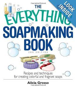 natural soap making book pdf
