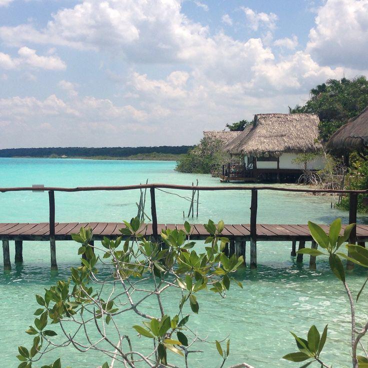 Hotel Akalki Laguna De Bacalar Mexico