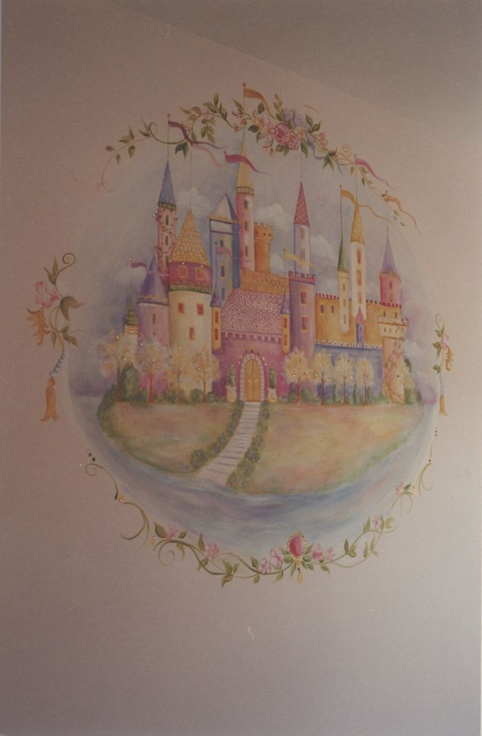 Castle Lair - Mural Idea in Arnold MD