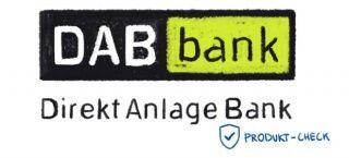 Das Logo der DAB Bank