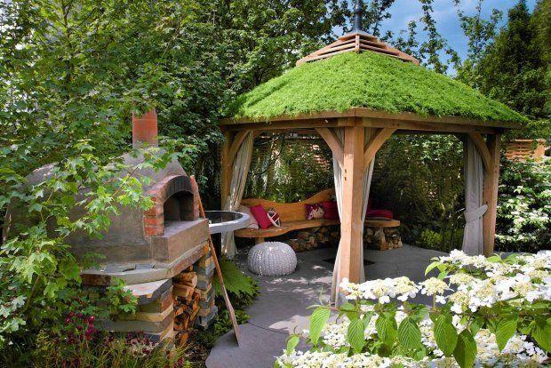 Zielone dachy pełne kwiatów i trawy. Zobacz jak je zrobić