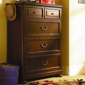 SmartStuff Furniture RoughHouse 5-Drawer Chest