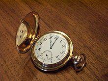 Spring-cover pocket clock3 open clockface2.jpg