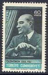 1968 Kemal Ataturk