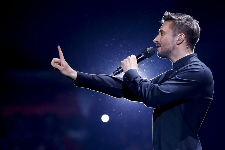 "Sergey Lazarev ""You Are The Only One"" #Russia  #Eurovision2016"