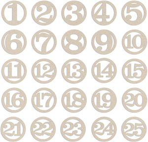 View Design: everyday life number circles set 1 ~ these will be cute to use on birthday and anniversary cards