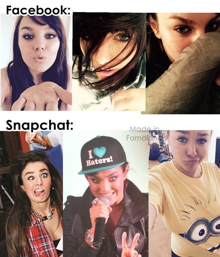 Ewa Farna Facebook Snapchat MEME