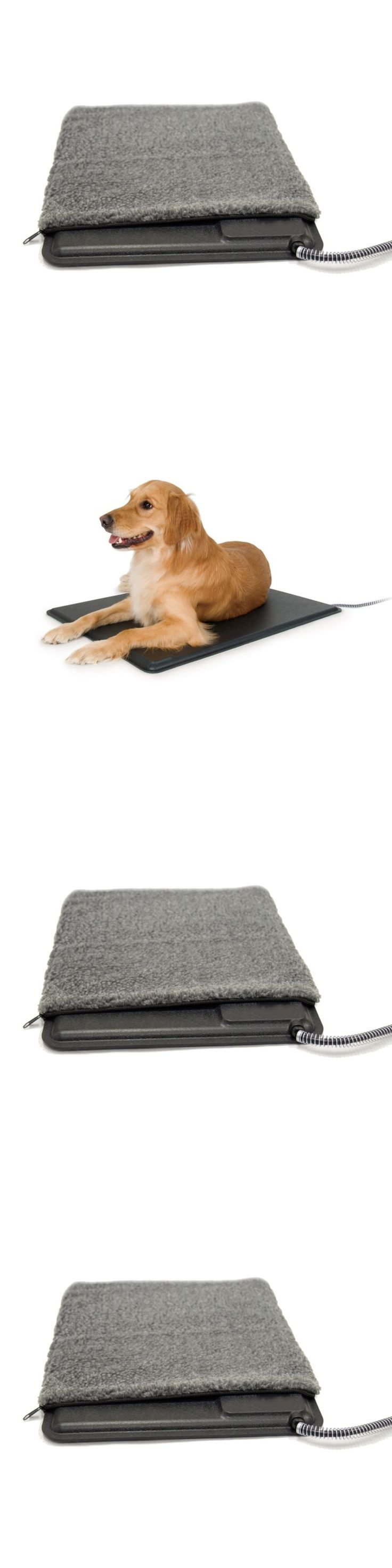 Beds 20744: Heated Pet Bed Warmer Cover Dog Cats For Heating Outdoor Heater Mat - No Pad -> BUY IT NOW ONLY: $31.65 on eBay!