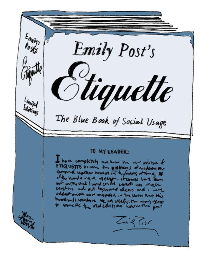 Wedding Invitations Emily Post Etiquette: 76 Best Etiquette Images On Pinterest