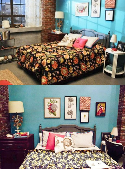 The 25 best floral bedspread ideas on pinterest bed for Quirky bedroom inspiration