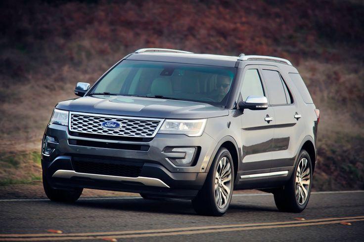 2016 Ford Explorer - Review