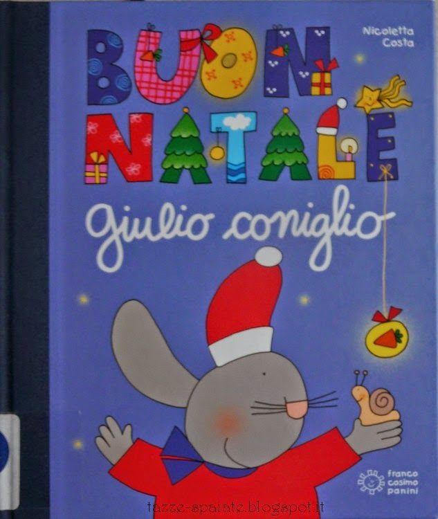 Buon Natale Giulio Coniglio  Nicoletta Costa