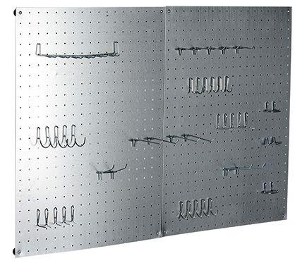 Panel perforado De 45cm de alto Leroy Merlin