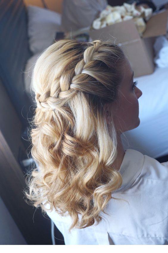 Amazing braiding style – Geannina Arroyo