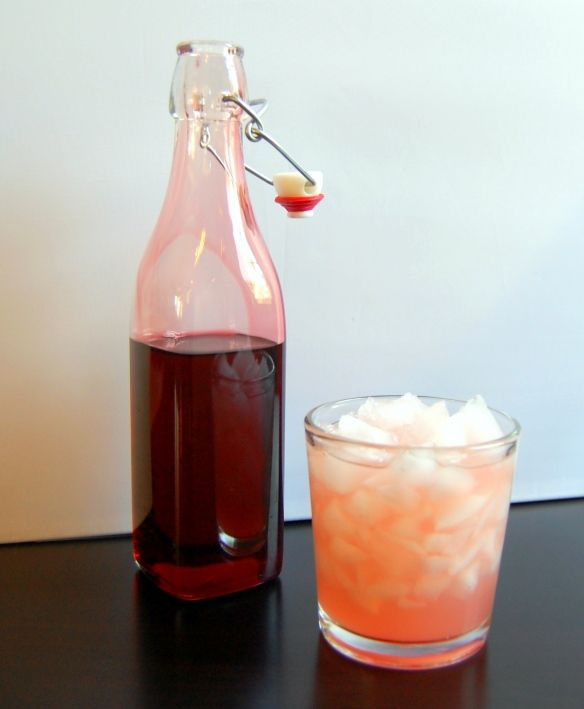 DIY Grenadine Syrup: 1 cup unsweetened pomegranate juice (POM is fine ...