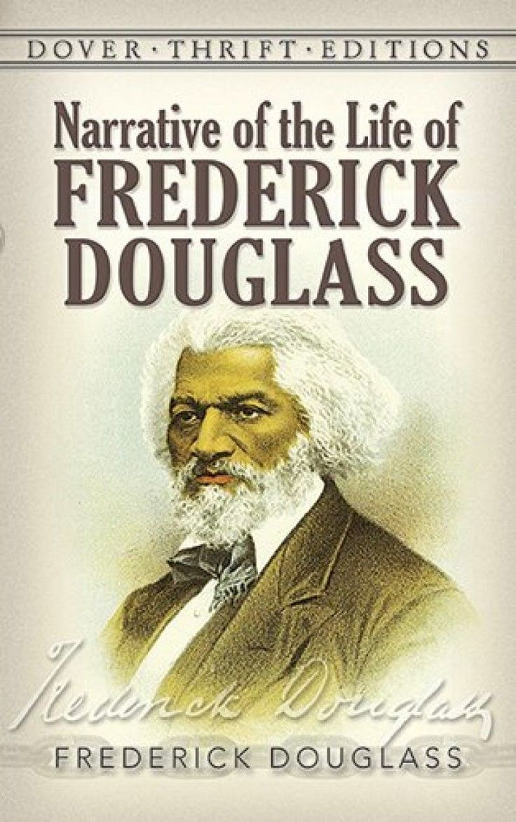 a narrative on the life of frederick douglass The narrative of the life of frederick douglass, an american slave - the narrative of the life of frederick douglass, an american slave the narrative of the life of frederick.
