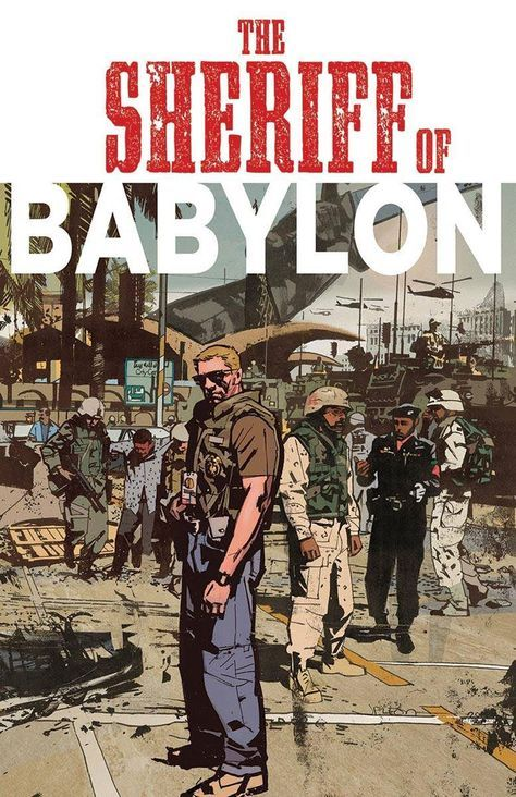 The Sheriff of Babylon - Tom King & Mitch Gerads