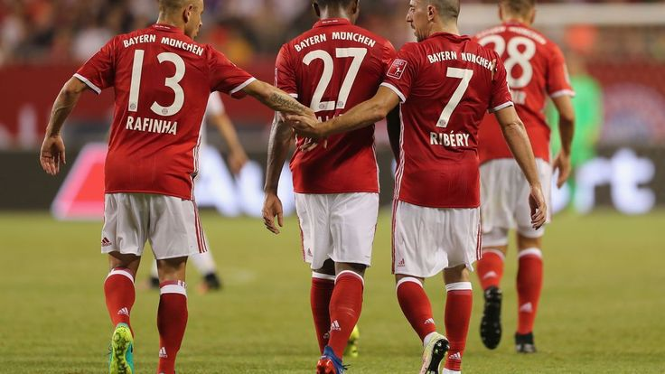 Striker? Midfield? Defense? Looking at the state of Bayern's roster