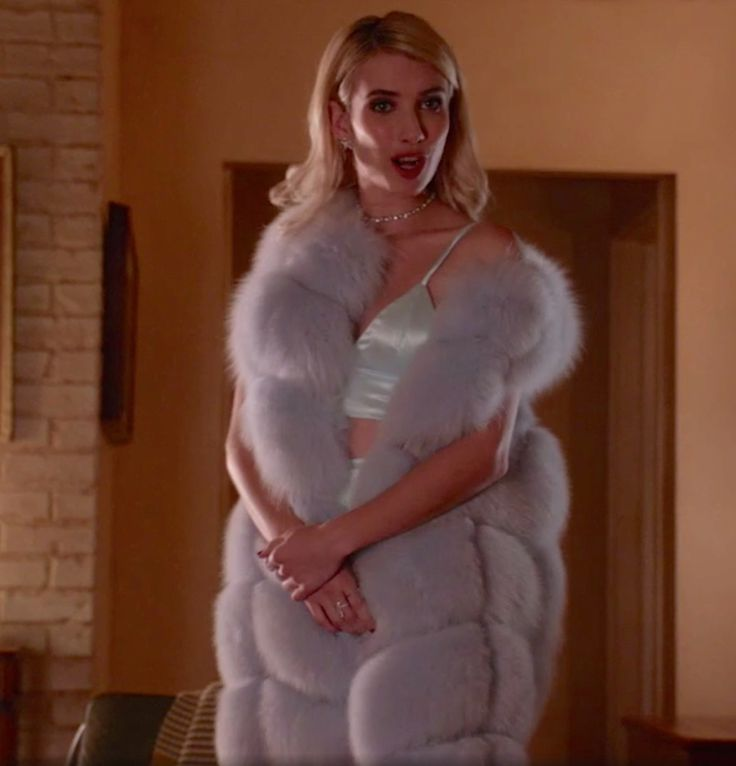 Chanel Oberlin on Scream Queens 2x06                                                                                                                                                                                 More