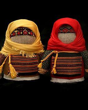 Dolls by Liza Arbuzova. Крупеничка