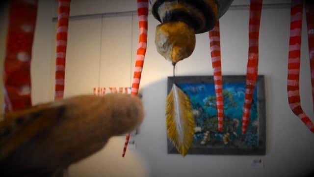 Annex Suspended Art Show In Fernie BC on Vimeo