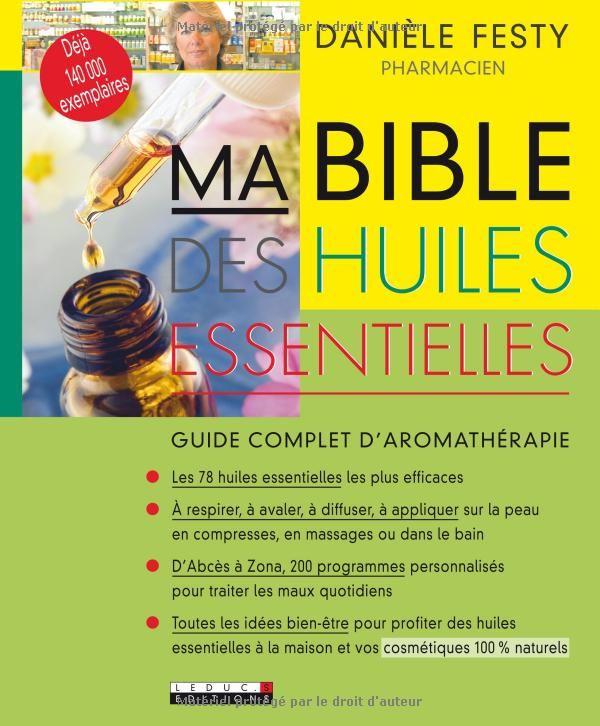 Ma Bible des huiles essentielles ....vraiment plus qu'essentielle pour moi !!! A recommander