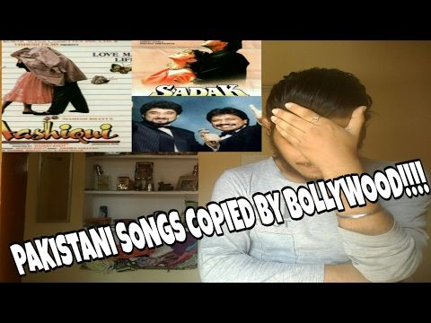 Pakistani songs copied by Bollywood(part 1) | Ep 7 |Nadeem Shravan speci...