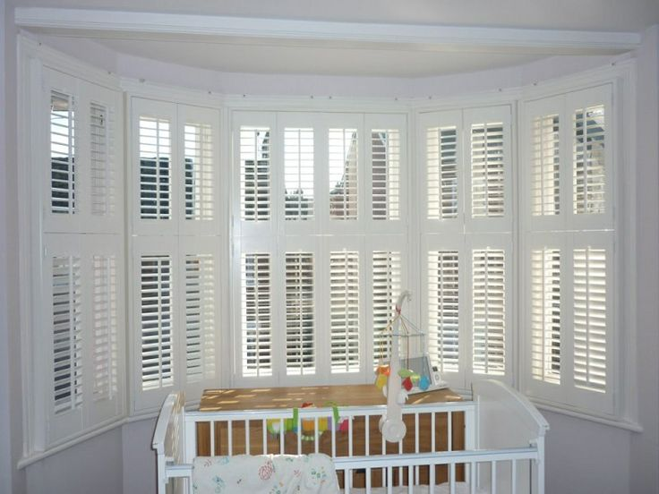 Bay Window Shutters From Shuttersouth, Hampshireu0027s Leading Shutter Design  And Installation Experts. Custom Made Bay Shutters For All Budgets