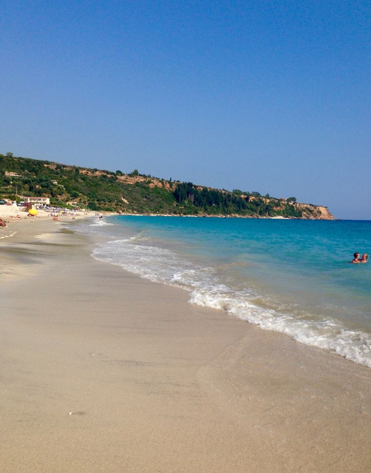 Lourdas beach - Kefalonia Greece