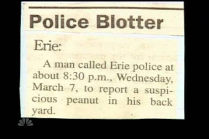 Police Stories In The Paper Can Be Hilarious 28 Pics