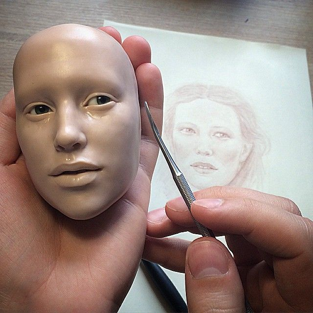 AD-realista-Doll-Faces-polímero-arcilla-Michael-Zajkov-06